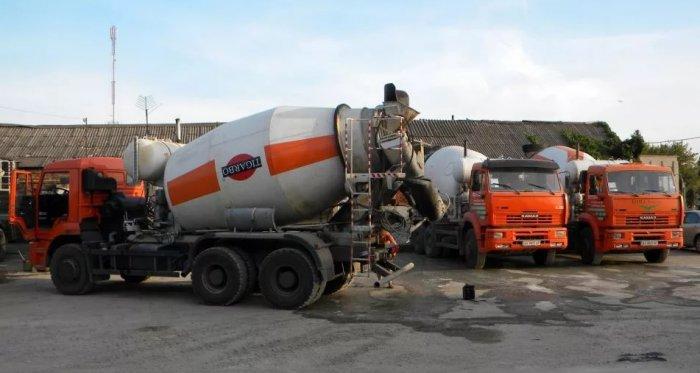 Бетон татарск купить купить акриловую краску по бетону в спб